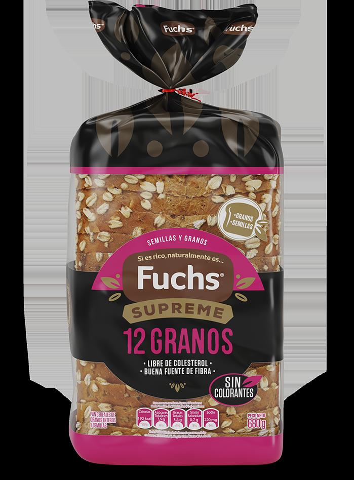12 granos supreme